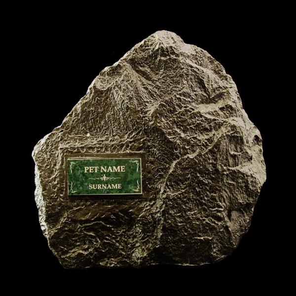Granite Rock Urn